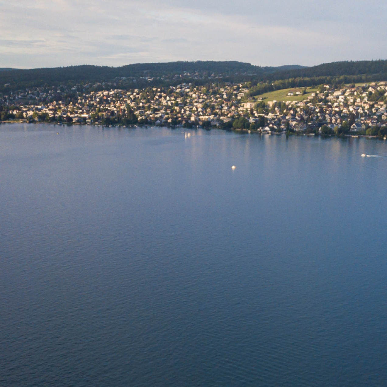 Sailboat on the Lake